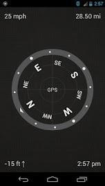 SpeedView: GPS Speedometer Screenshot 4
