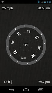 SpeedView: GPS Speedometer Screenshot