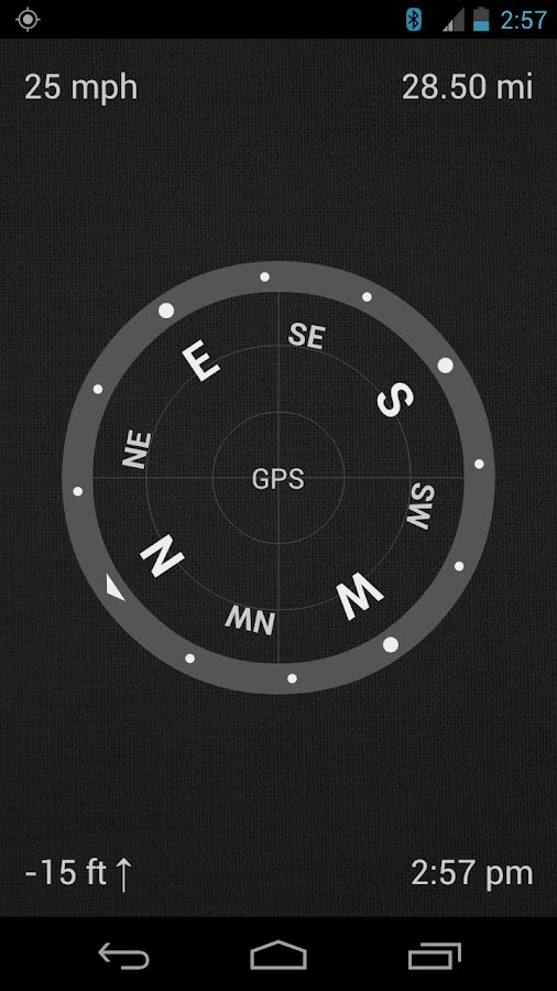 SpeedView: GPS Speedometer: captura de tela