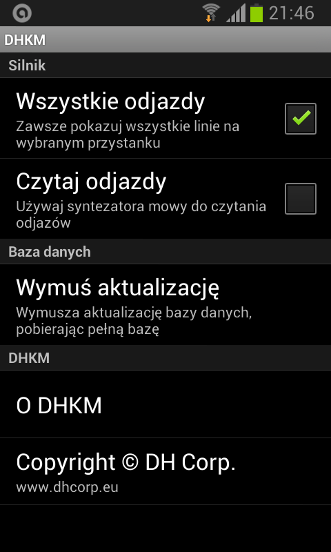 DHKM - screenshot