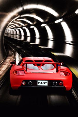 3D racing cars - screenshot