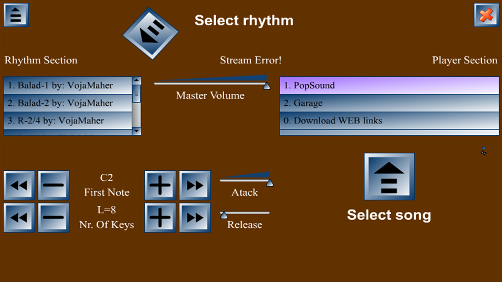 Virtual Piano The Original App free download