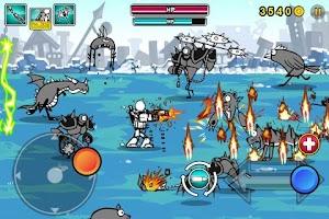 Screenshot of Cartoon Wars: Gunner+