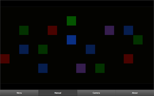 Color Sounds: Generative music- screenshot thumbnail