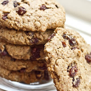 The Ultimate Vegan Oatmeal Raisin Cookie.