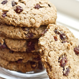 The Ultimate Vegan Oatmeal Raisin Cookie.