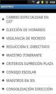 CSIF ENSEÑANZA EXTREMADURA - screenshot thumbnail