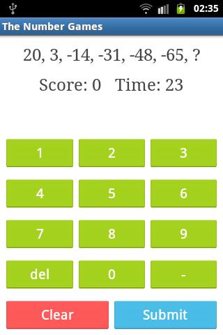 免費下載解謎APP|The Number Games app開箱文|APP開箱王