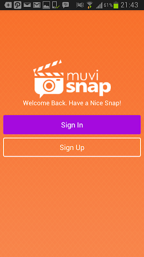MuviSnap - Snap the Movies