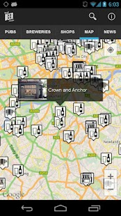 Craft Beer London - screenshot thumbnail
