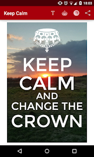 Keep Calm - screenshot thumbnail