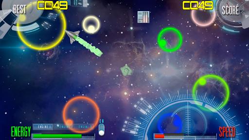 【免費動作App】Space Energy Circles-APP點子
