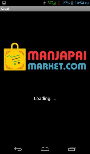 Manjapai Market