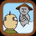 かさじぞう。「地蔵」の無料の育成ゲーム icon
