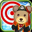 해적사격왕!(가입 없이 즐기는 무료 사격 게임) icon