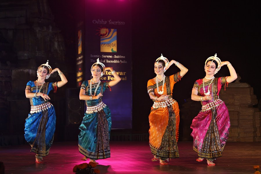 Odissi Dance by Radeeh Ramesan - News & Events Entertainment ( odissi, classical dance, india, dance, bhubaneswar )