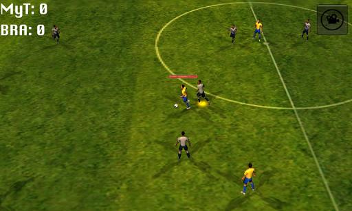 我的團隊的世界足球杯
