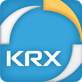한국거래소 KRX 모바일서비스
