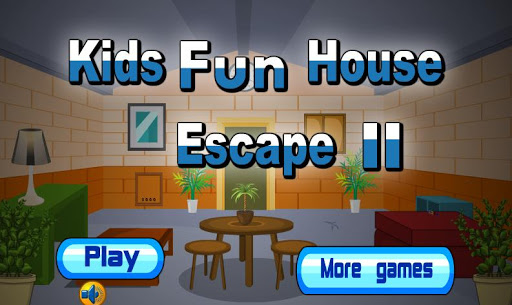 Kids Fun House Escape Game 2