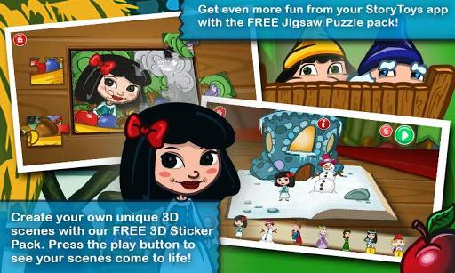 【免費教育App】Grimm's Snow White-APP點子
