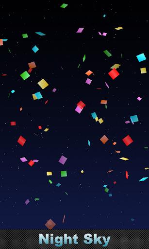 Confetti Live Wallpaper