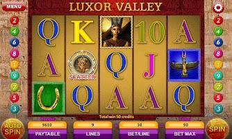 Screenshot of Slot Machines