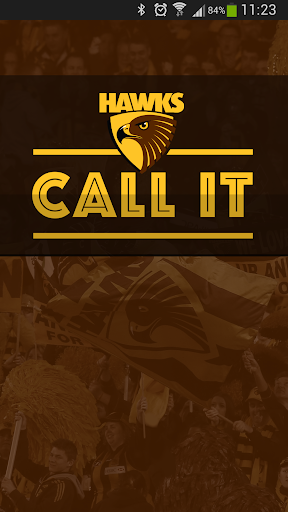 Hawks CALL IT
