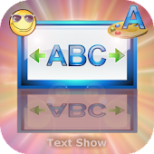 Message Show - Text Show