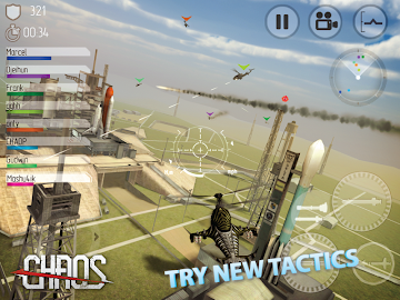 CHAOS Combat Helicopter 3D Screenshot 12