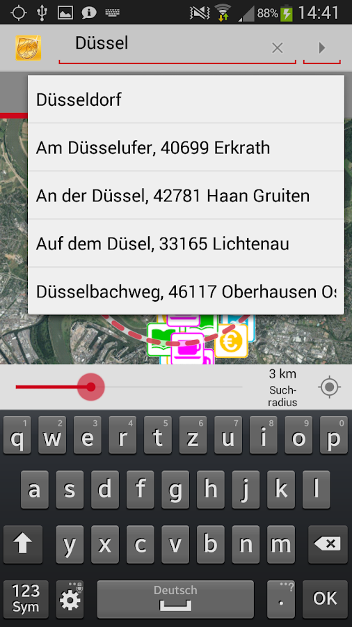 Ehrensache.NRW- screenshot