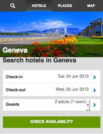 Geneva Hotels Booking Cheap
