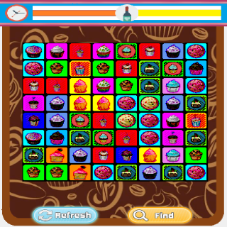 Onet Cupcakes Connect Link