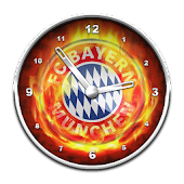 FC Bayern München Clock