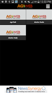 AgWeb News & Markets - screenshot thumbnail