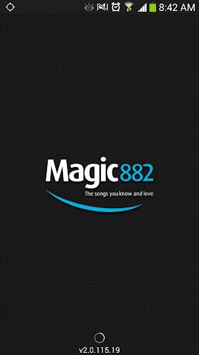Radio Magic 882