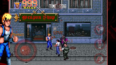 Double Dragon Trilogy Screenshot 17