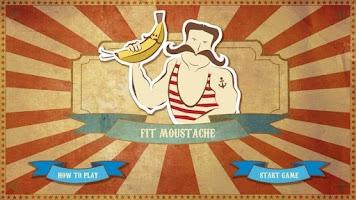Screenshot of Fit Moustache