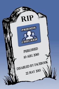 Friends Checker for Facebook - screenshot thumbnail