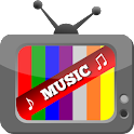 World Streaming TV – Music logo