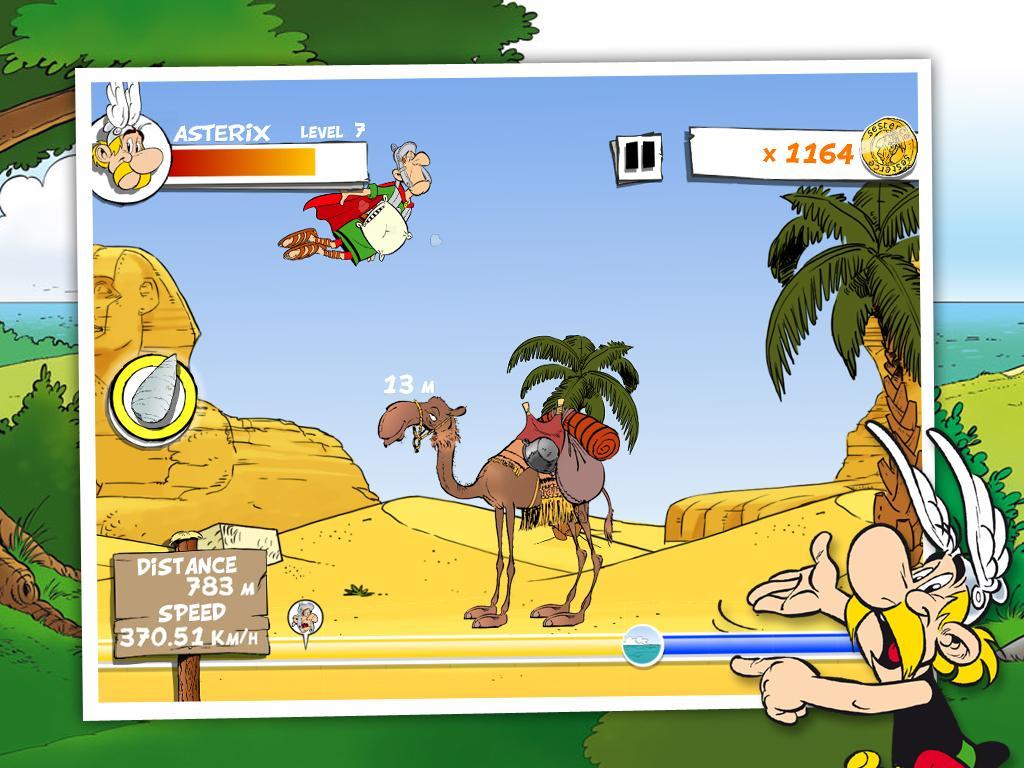 Asterix Megaslap screenshot #13