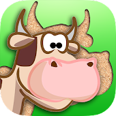 Farm Animals Puzzle Kids Game