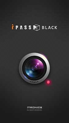 IPASS BLACK - screenshot