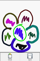 Screenshot of Paint for Kids White Paper