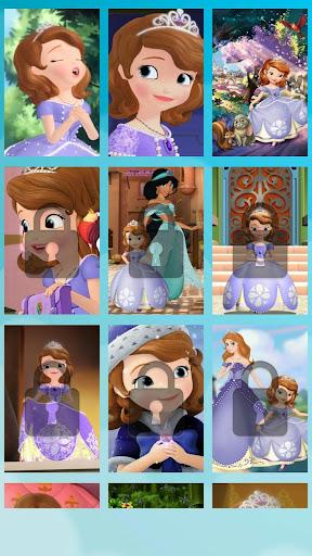 Little Sofia Princess Puzzle