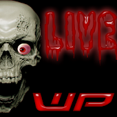 SKULL LIVE WALLPAPER LITE