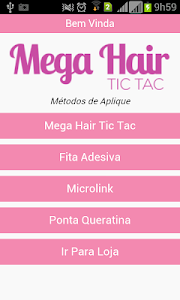 Mega Hair Tic Tac screenshot 0