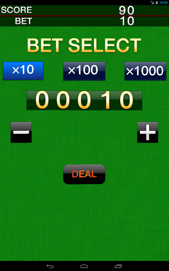 blackjack card game  android apps on google play
