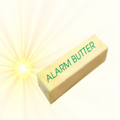 ALARM BUTTER  Alarm Clock Time