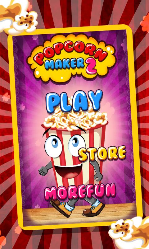 Popcorn Maker Cooking Laro Google Play Store Revenue
