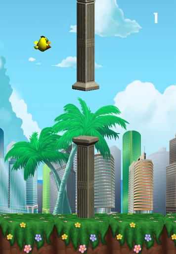 Flying Bird 3D Adventure